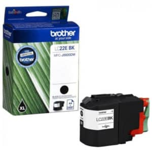Brother Black ink Cartridge LC22EBK