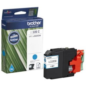 Brother Cyan Ink Cartridge LC22EC