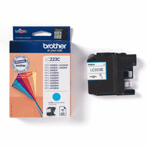 Cyan Ink Cartridge LC223C