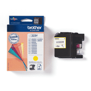 Yellow Ink Cartridge LC223Y