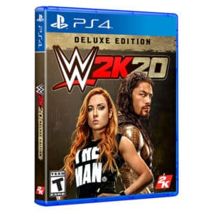 PS4 WWE 2K20 Standard Edition