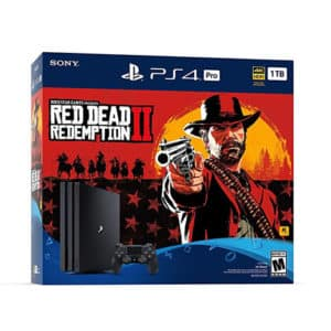PlayStation 4 Pro Red Dead Redemption Bundle (PS4) 1TB | 1 Controller