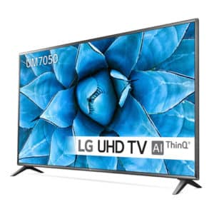LG 75 inch | Smart Ultra HD 4K LED TV | 75UM7050PLA