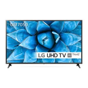 LG 65 inch | Smart Ultra HD 4K LED TV | 65UM7050PLA
