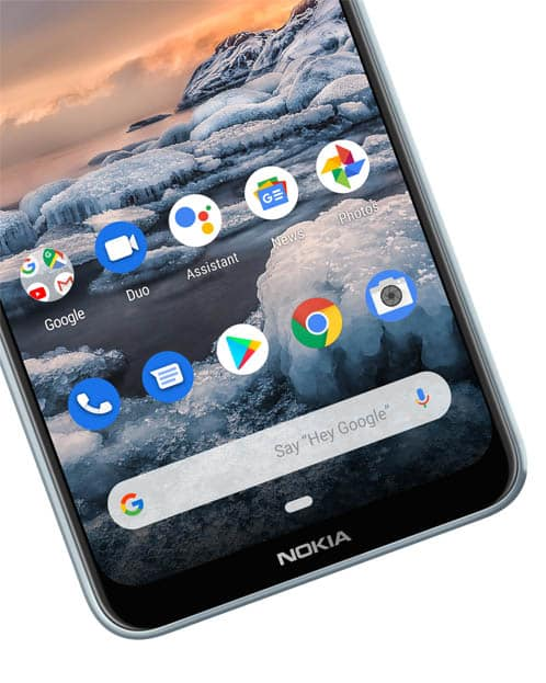 Nokia Pure Android