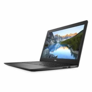 Dell Inspiron 15 inch 3593 | Core i3 | 10th Gen | 4Gb Ram | 256Gb SSD | Black