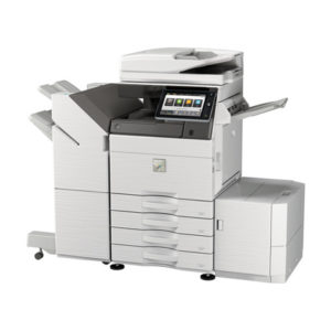 Sharp Multifunction Colour Printer - MX-6071