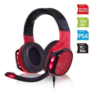 SOG Elite H60 Gaming Headset RGB