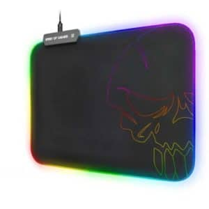 SOG RGB Mouse Pad - Medium Size Gaming Mouse Pad