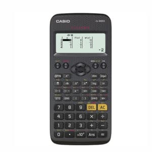 Casio Calculator Black FX-82EX