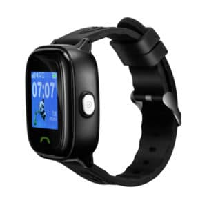 Canyon Polly Kids GPS Tracker Smart Watch Black KW-51