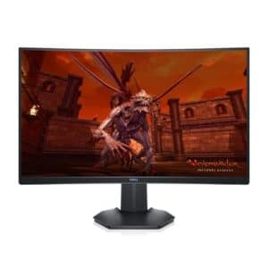 Dell 27 inch Curved Gaming Monitor S2721HGF