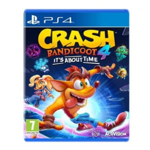 PS4 Crash Bandicoot 4
