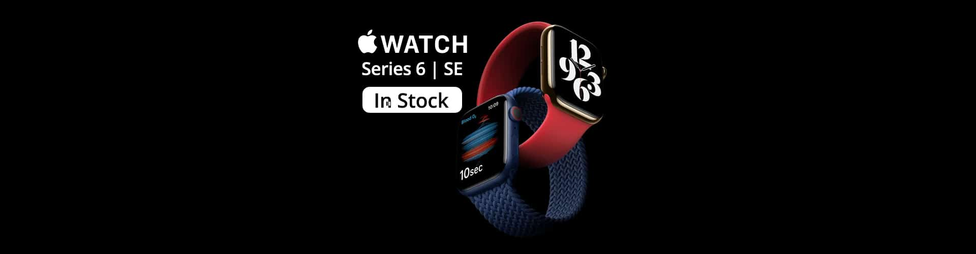 Apple Watch Series 6 | SE