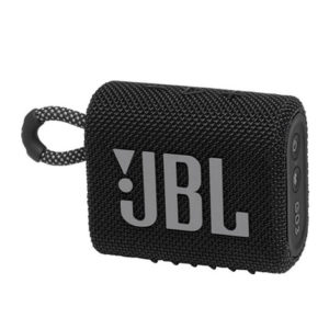 JBL Go 3 Portable Bluetooth Speaker Black