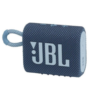 JBL Go 3 Portable Bluetooth Speaker Blue