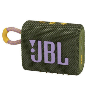 JBL Go 3 Portable Bluetooth Speaker Green