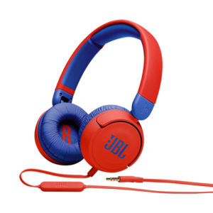 JBL Kids Wired Headphones Red Jr310
