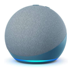 Amazon Echo 4th Smart Speaker with Alexa | Twilight Blue
