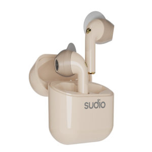 Sudio Nio Sand Wireless Bluetooth Earphones