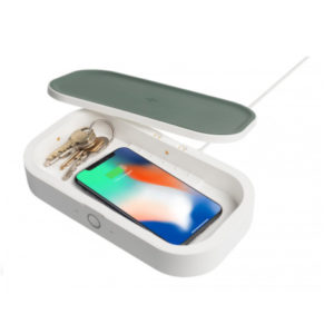 Xtorm 15W Wireless Charger & UV Disinfectant Box