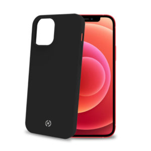 Celly Tpu Case Black iPhone 12 Pro Max