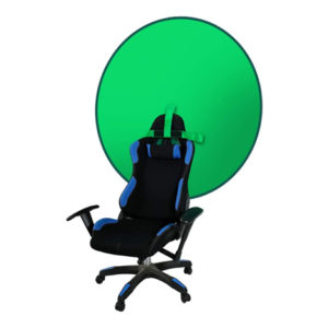 Green Screen Foldable Backrest Backdrop