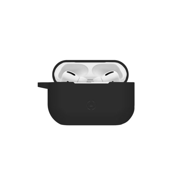 Celly Silicone Case Apple Airpods Pro Black