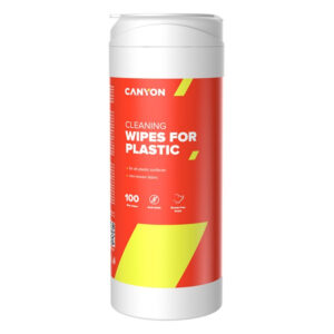 Canyon Plastic Cleaning Wipes - 100 Wipes