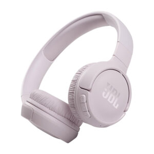 JBL Tune 510BT Wireless On Ear Headphones With Microphone Pink