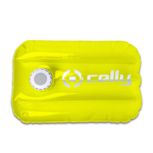 """Celly Splashproof Bag Up To 6.5"""" Yellow"""