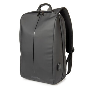 CellyBusiness Backpack Black With USB Port
