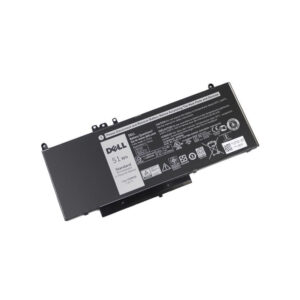 Dell Battery, 51WHR, 3 Cell, Lithium Ion
