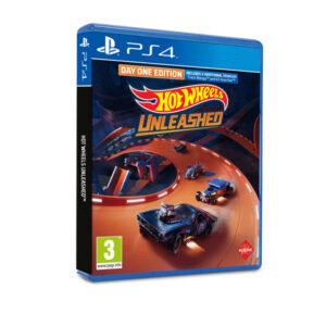 Ps4 Game Hot Wheels Unleashed